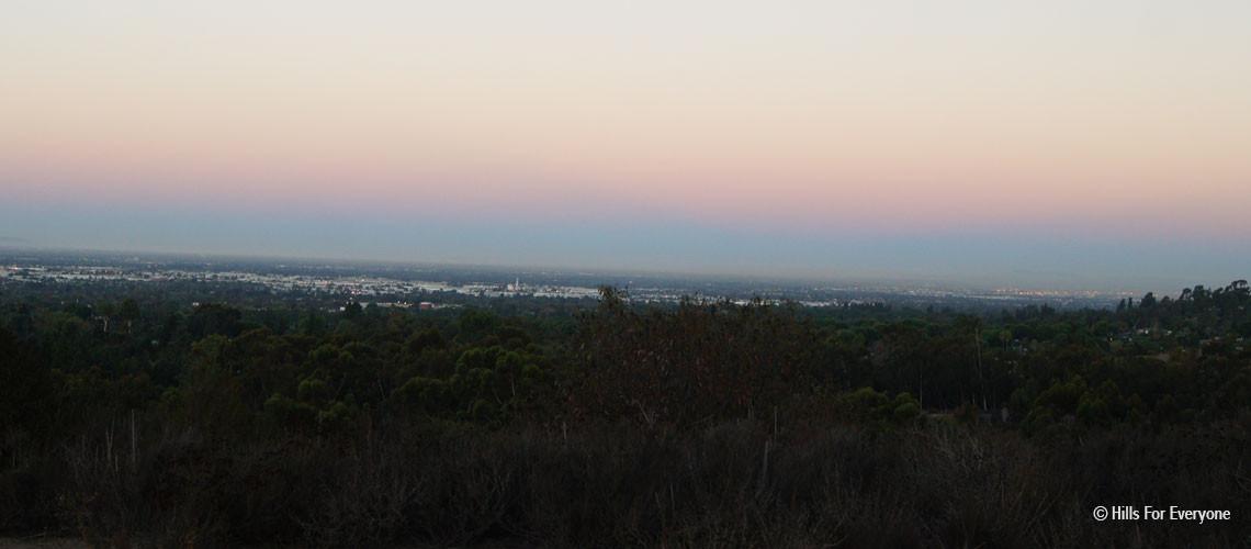 Arroyo Pescadero at Sunrise