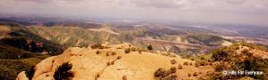 Coal Canyon Panorama