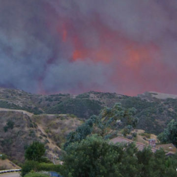San Diego Bad Example of Fire Prone Communities