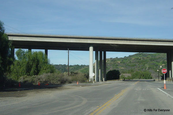 Tonner Canyon Bypass Road Rumors