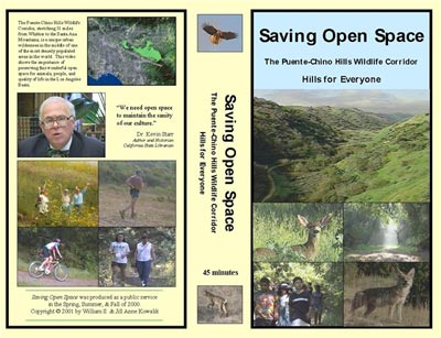 Saving Open Space I