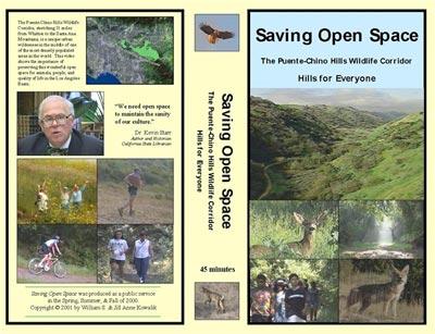 Saving Open Space I