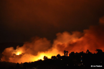 Homes May NOT Be Built in Wildfire Zones