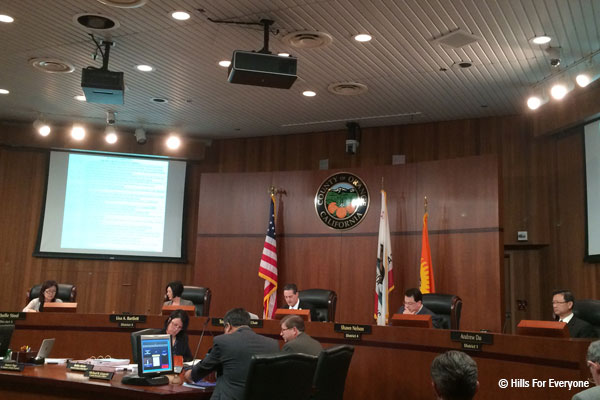 Supervisors Deal Big Blow to Esperanza Hills Project
