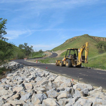State Park Road Scheduled to Open