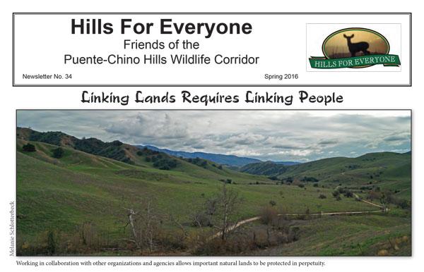 Newsletter Focuses on Wildlife
