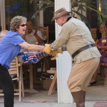 Teddy Roosevelt Event Photos