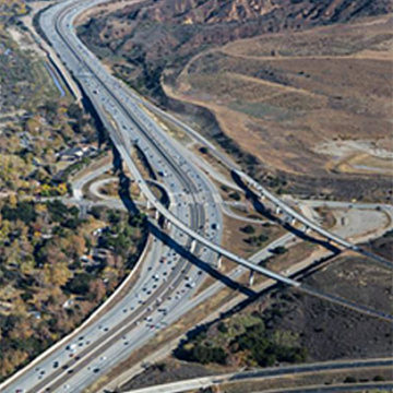 Proposed Flyover Connector From 241 to 91 Freeway