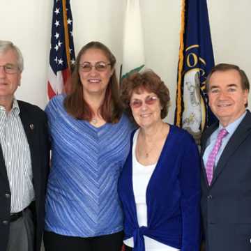 Meeting with Congressman Ed Royce