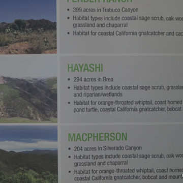 State Parks Manages Hayashi Preserve for OCTA