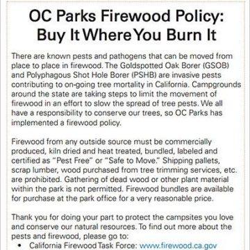 Buy It Where You Burn It
