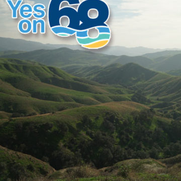 Vote YES on Proposition 68