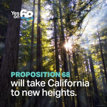 SF Chronicle Endorses Prop 68