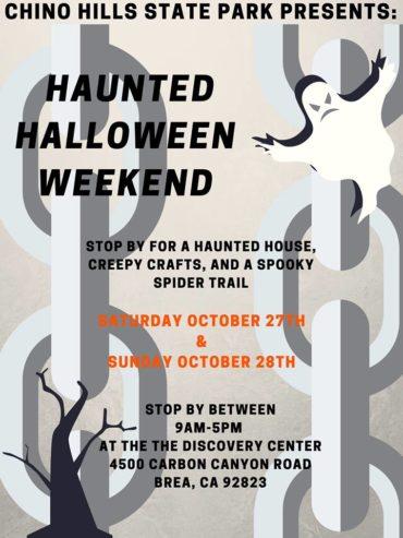 Haunted Halloween Weekend