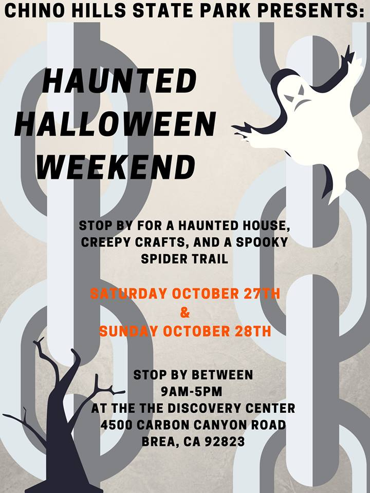 Haunted Halloween Weekend