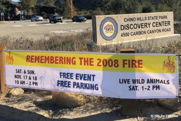 Freeway Fire Event Saturday & Sunday