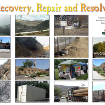 Recovery, Repair and Resolve