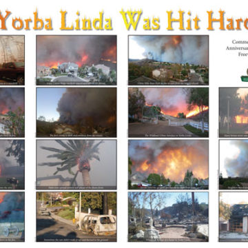 Yorba Linda Was Hit Hard