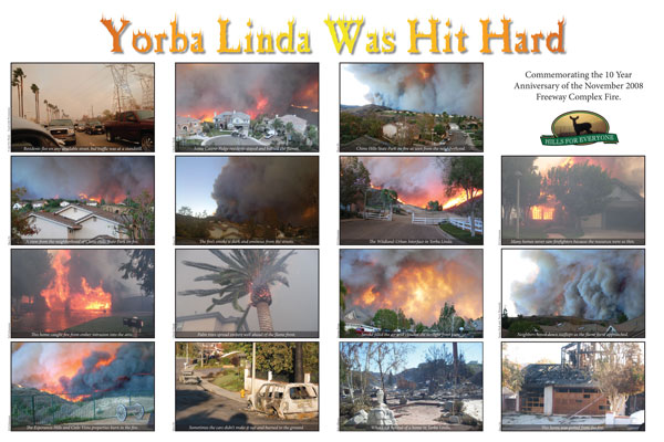 Yorba Linda Was Hit Hard