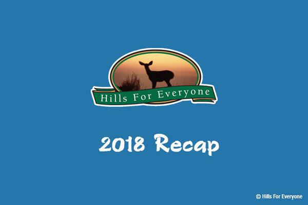 2018 Recap Video