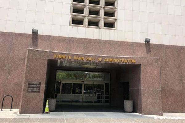 LA County Approves SEAs