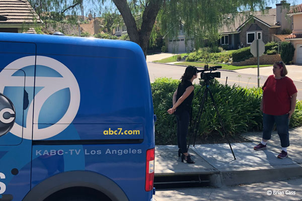 KABC Interview