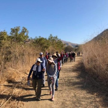 Photos from Asm. Chen Hike