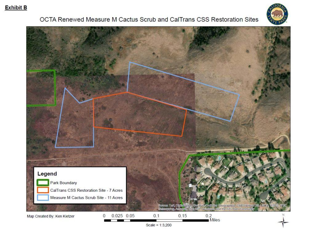 Chino Hills State Park Restoration Area