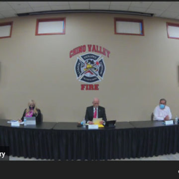 Fire Presentation to Fire Board