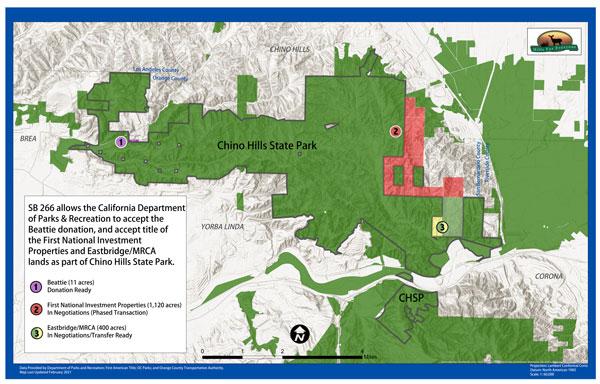 SB 266 – State Park Expansion Bill